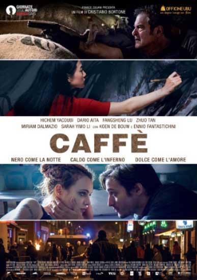Il poster del film Caffè