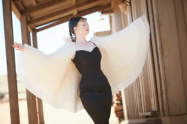 Sarah Snook in The Dressmaker - Foto: Eagle Pictures