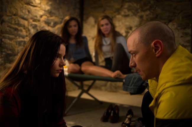 Una scena del film SPLIT - Photo credit: John Baer