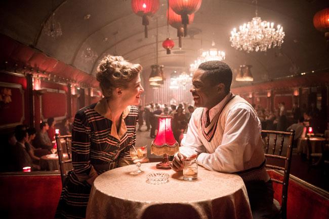 Un'immagine del film A United Kingdom - Photo courtesy of Videa