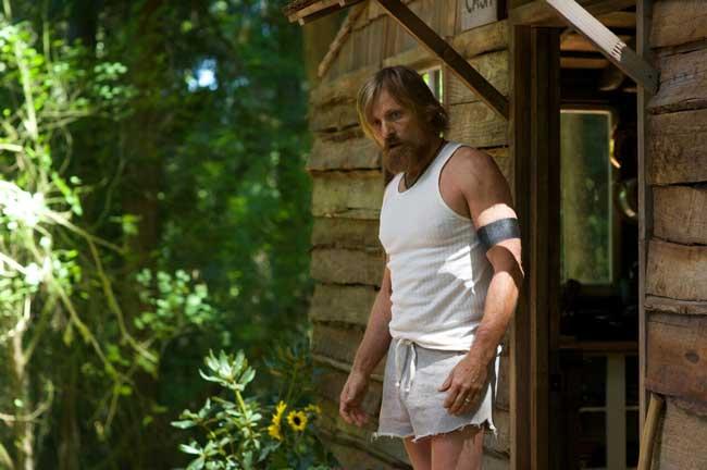 Viggo Mortensen nel film Captain Fantastic - Ph: courtesy of Good Films