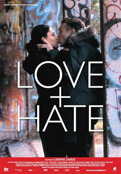 Il poster del film Love + Hate