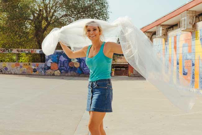 Jasmine Trinca in una scena del film Fortunata - Photo: courtesy of Universal Pictures Italy