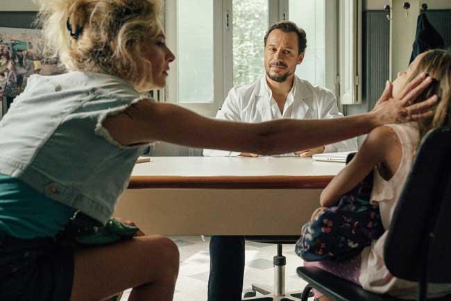 Una scena del film Fortunata - Photo: courtesy of Universal Pictures Italy