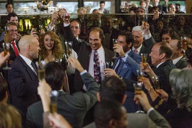 Matthew McConaughey nel film Gold La grande truffa - Photo: courtesy of Eagle Pictures