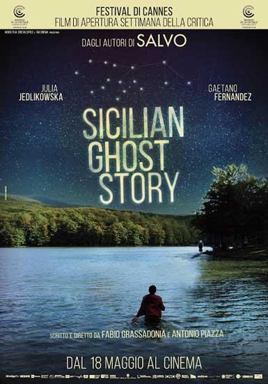il poster del film Sicilian Ghost Story