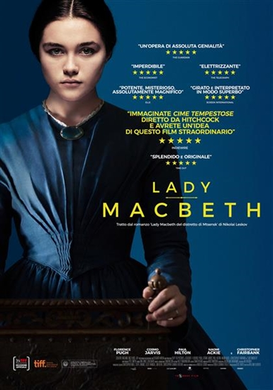 La locandina di LADY MACBETH