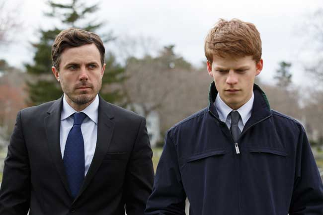 Casey Affleck e Lucas Hedges nel film Manchester by the Sea - Photo by Claire Folger © 2016 Amazon Studios