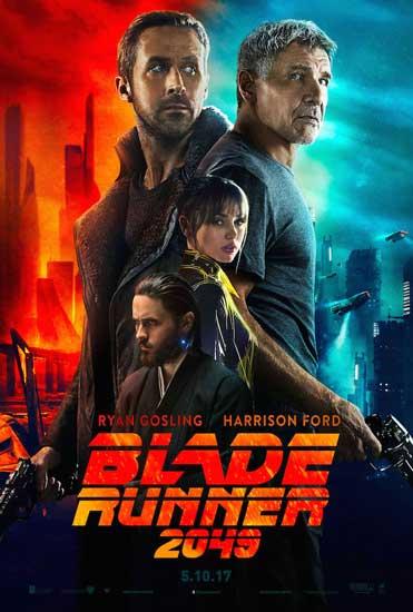 il poster italiano del film BLADE RUNNER 2049