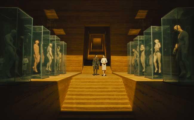Una scena di Blade Runner 2049 - Photo: courtesy of Warner Bros. Italia