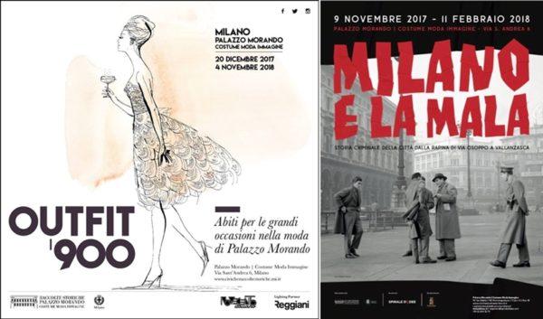 Non solo arte nelle grandi mostre di Natale a Milano: Elegantissime signore e malavitosi nelle mostre a Palazzo Morando