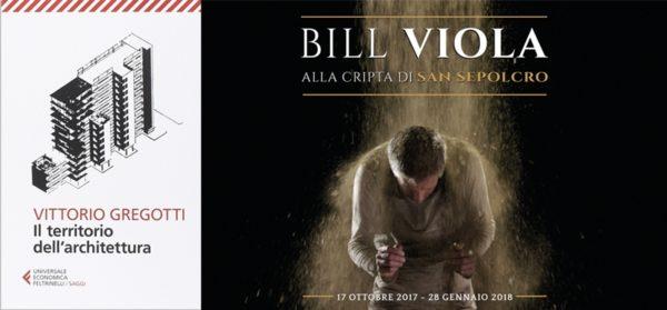L'architettura di Gregotti e la spiritualità di Bill Viola nelle ultime mostre di arte contemporanea a Milano