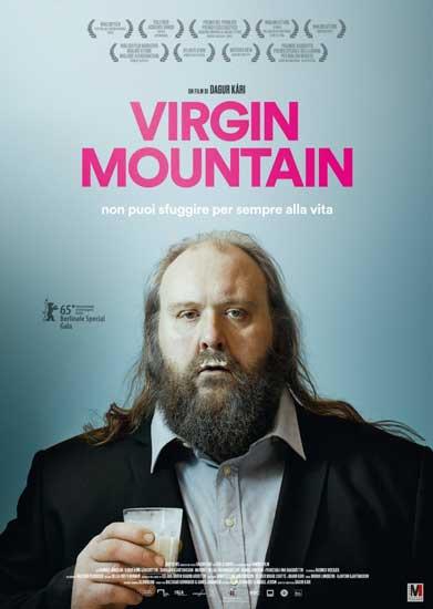 la locandina italiana del film Virgin Mountain