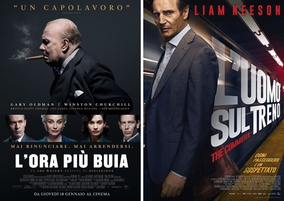 I film in lingua originale a Milano da venerdì 26 gennaio/3