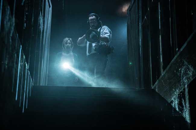 Una scena del film Insidious – L'Ultima Chiave. Photo: courtesy of Warner Bros. Italia