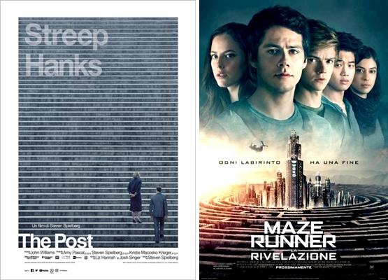 I film in lingua originale a Milano da venerdì 2 febbraio/1