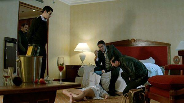 Una scena da Omicidio al Cairo