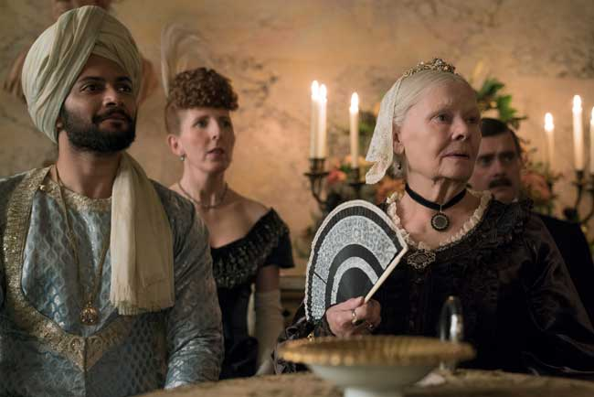 una scena del film Vittoria e Abdul - Photo: courtesy of Universal Pictures Home Entertainment Italia
