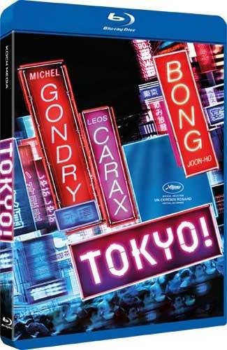 la cover del blu-ray di Tokyo!