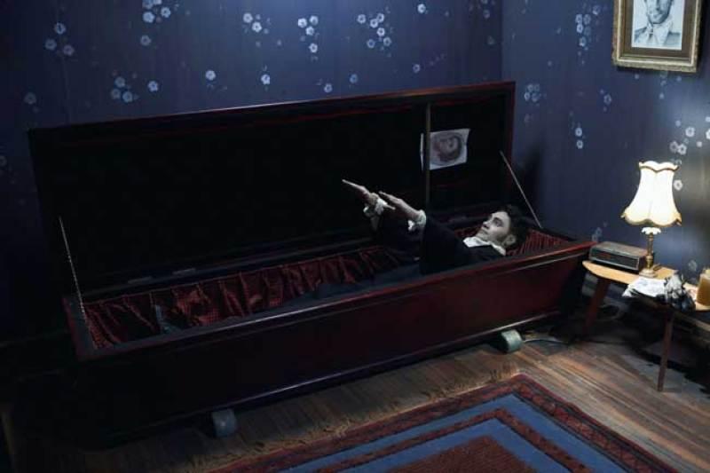 un'immagine del film Vita Da Vampiro (What We Do In The Shadows) – Photo: courtesy of Midnight Factory
