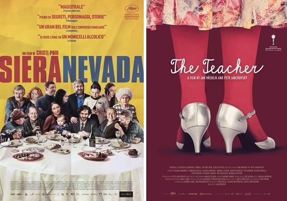 Poster film in lingua originale Sieranevada + The Teacher