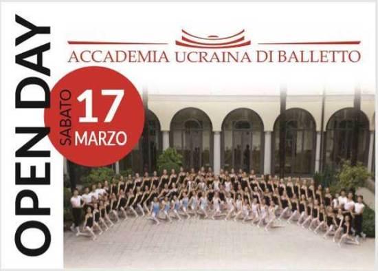 Accademia Ucraina di Balletto open day