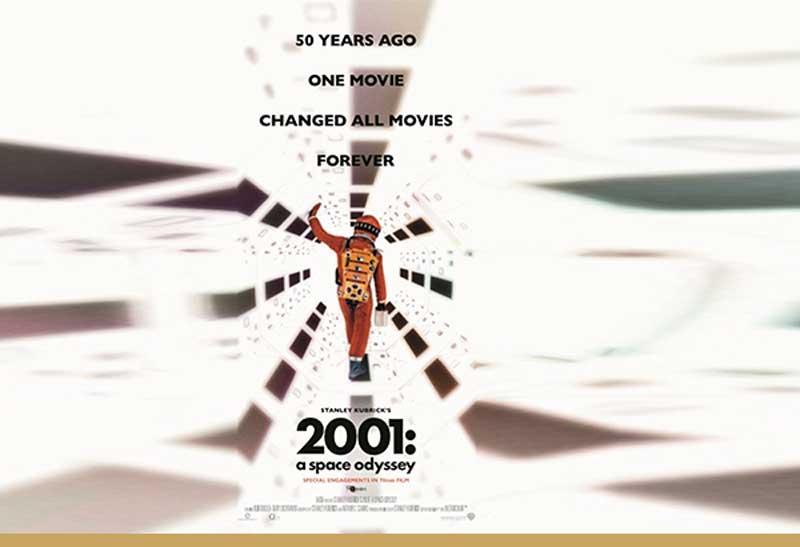 2001: L'Odyssée de l''espace - Photo Warner Bros