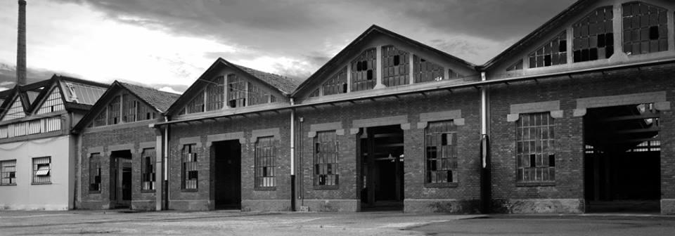 l'ex area industriale della Ceramica Vaccari sede di NoPlace 4