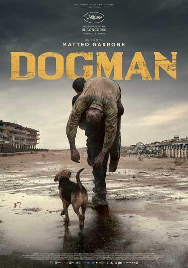 la locandina del film Dogman (2018)
