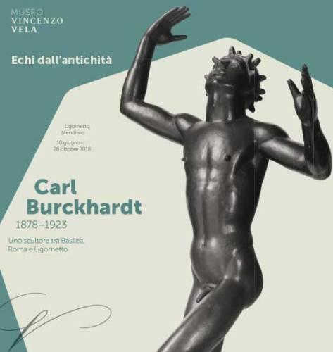 la locandina della mostra su Carl Burckhardt