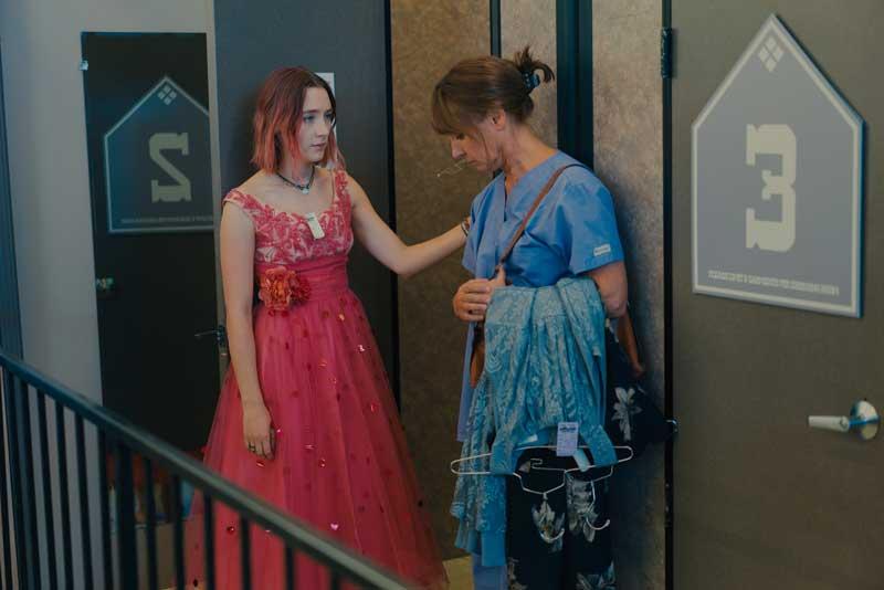 una scena del film Lady Bird - Photo: curtesy of Universal Pictures