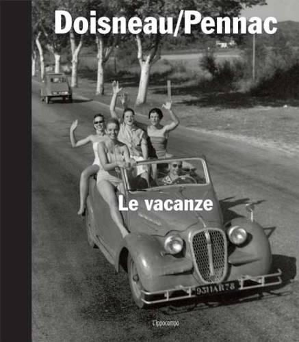 La copertina del libro illustrato Le vacanze