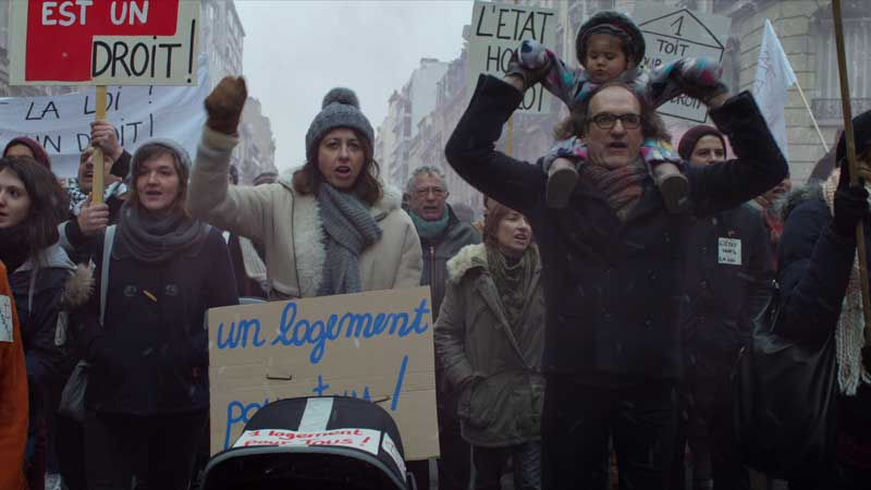 una scena del film Benvenuti... ma non troppo - Photo: courtesy of Officine UBU