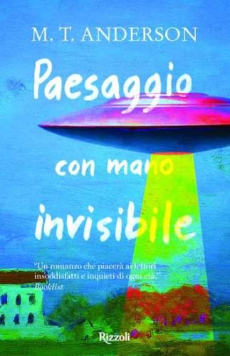 il libro Paesaggio con mano invisibile tra le letture fantastiche dell'estate 2018
