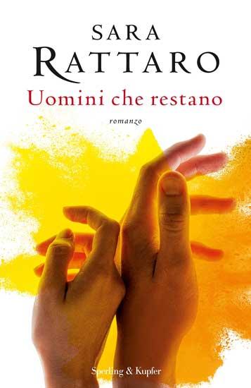 La copertina del libro Uomini che restano