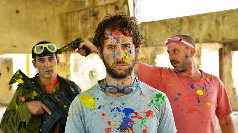 un'immagine del film Hatzlila - Photo: courtesy of Locarno Festival