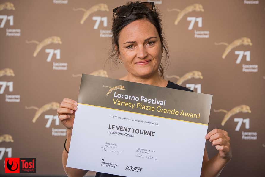 Premio Varity Piazza Grande: Le vent tourne di Bettina Oberli - Tosi Photography