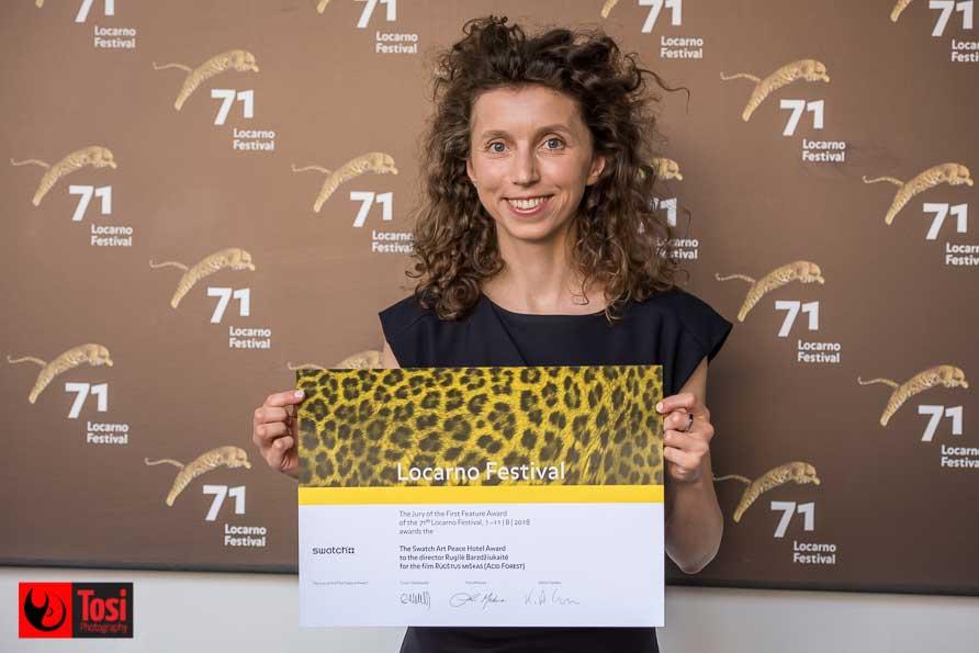 Swatch Art Peace Hotel Award: Acid Forest di Rugilė Barzdžiukaitė - Tosi Photography