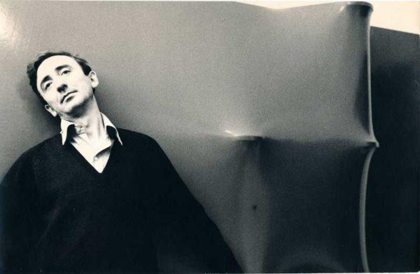 Agostino Bonalumi, 1968 Foto Gottfried Junker