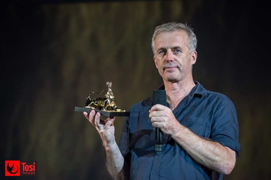Bruno Dumont a Locarno 2018 Pardo d'Onore Manor - Photo credit: Tosi Photography