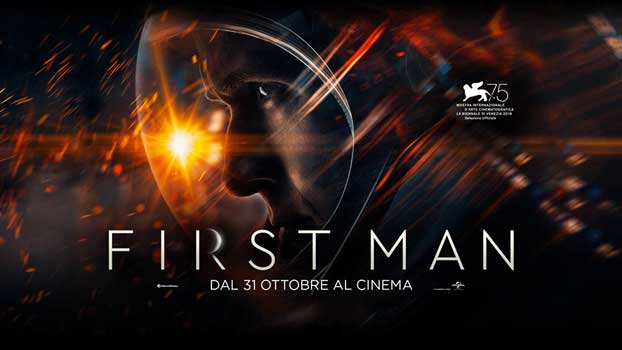 First Man - Il Primo Uomo poster orizzontale