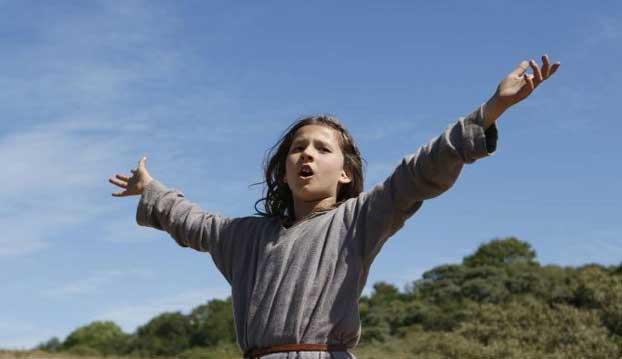 JEANNETTE L'infanzia di Giovanna D'Arco icona