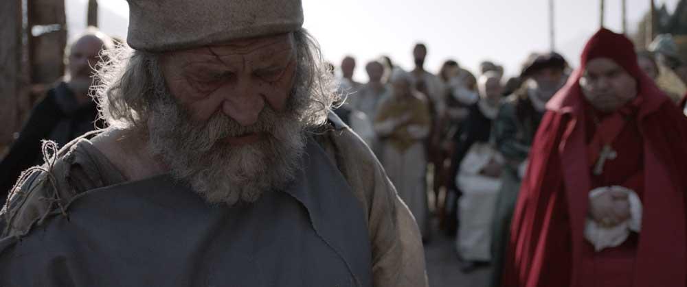una scena del film Menocchio - Photo: courtesy of Locarno Festival