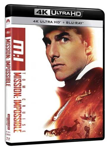 mission impossibile cover blu ray