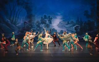 anche la compagnia del Balletto Ucraino nella stagione 2018/19 del Teatro Manzoni di Milano - Photo: courtesy of Teatro Manzoni