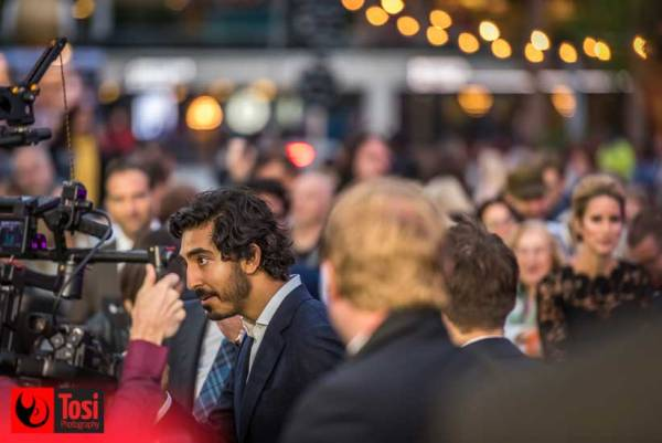 ZFF2018 - Dev Patel - Tosi photography