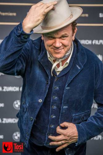 Zürich Film Festival 2018 John C. Reilly - Tosi Photography