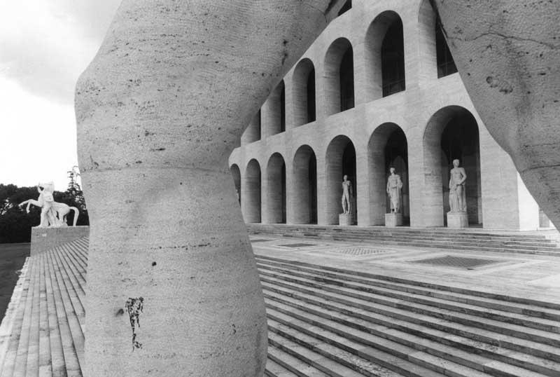 Eternal City - Tim Benton, Palazzo della Civiltà Italiana