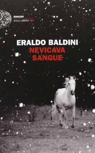 La copertina del libro Nevicava sangue
