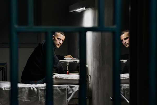 Alessandro Borghi nel film sulla mia pelle - Photo: courtesy of Lucky Red